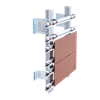 >Fibre Cement & HPL 'Secret-Fix' ATK 103S image